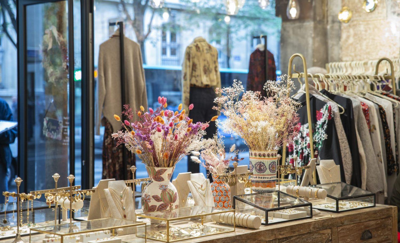 Paul & Bertine: 3 jolies boutiques de mode à Paris